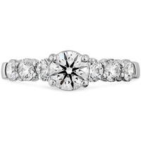 Hearts On Fire Multiplicity Love 7 Stone Engagement Ring