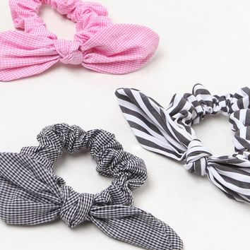 LA Hearts Scrunchie 3-Pack at PacSun.com