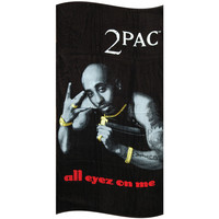 Tupac - Beach Towel