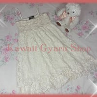 Cecil McBee Lace Cami Dress