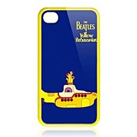 The Beatles-Yellow Submarine Music / Movie iPhone 4 / 4S Art Case