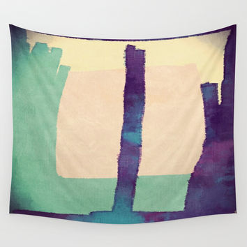 Planet Wall Tapestry by Munich