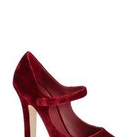 Women's Dolce&Gabbana Mary Jane Pump,