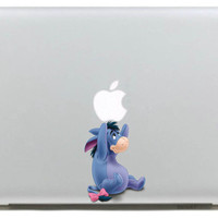 Lovely donkey  Vinyl Decal Sticker for Apple Macbook Pro / Air 11 13 15 Inch Laptop Case Cover Sticker