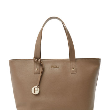 Furla Women's Daisy Medium East/West Tote - Grey