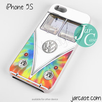 Tye Dye Volkswagen Bus Phone case for iPhone 4/4s/5/5c/5s/6/6 plus