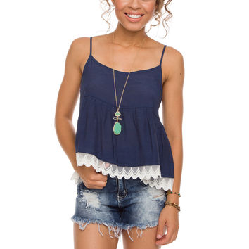 Lorelai Lace Top