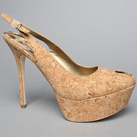 The Novato Shoe in Natural Cork by Sam Edelman | Karmaloop.com - Global Concrete Culture