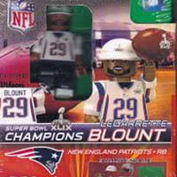 OYO Super Bowl 49 Champions New England Patriots LeGarrette Blount Limited Edition Minifigure