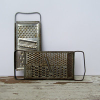Rustic Graters by Modred12 on Etsy