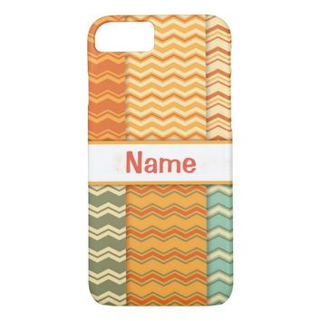 Zigzag Collection iPhone 8/7 Case