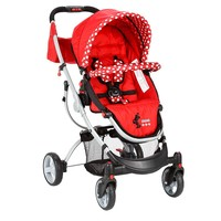 Disney Mickey Mouse & Friends Minnie Mouse Indigo Stroller by The First Years (Red)