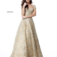 Sherri Hill - 51573 - Prom Dress - Prom Gown - 51573