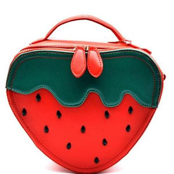 Strawberry Forever Purse