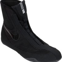 NIKE MACHOMAI MID BOXING SHOES | TITLE MMA Gear
