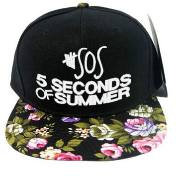 5 Seconds Of Summer Snapback