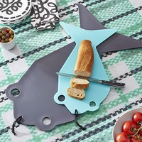 Pic-nic Fish Small Cutting Board.