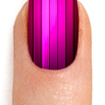The Pink Rainbow Nail Wrap