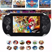 2017  8GB 4.3'' 32Bit Games Built-In Portable Handheld Video Game Console Player Boys Toys