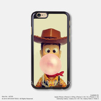 Toy Story Woody Disney Free Shipping iPhone 6 6Plus case iPhone 5s case iPhone 5C case iPhone 4 4S case Samsung galaxy Note 2 Note 3 Note 4 S3 S4 S5 case 799