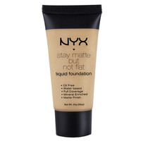 NYX - Stay Matte But Not Flat Liquid Foundation - Sienna - SMF11