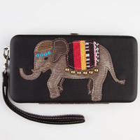 Elephant Wallet Black One Size For Women 23490510001