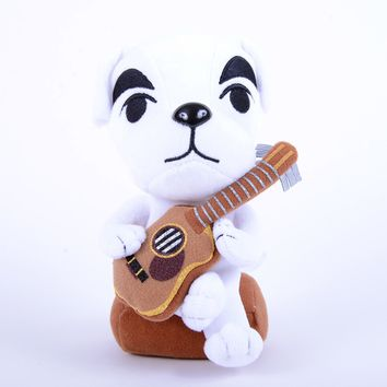 K.K. Slider 8 Plush | Animal Crossing""