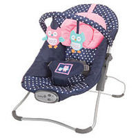 Carter's Snug Fit Bouncer - Cute as a Hoot
