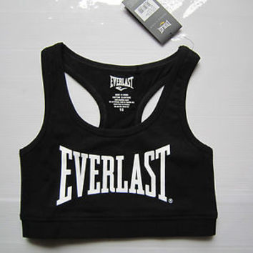 EVERLAST SPORTS GYM YOGA Y BACK BRA CROP SzS 10 M12 L 14 ALL SIZES AVA