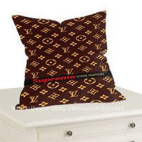"Best Supreme Brown Decorative Throw Pillow Case Cushion 16 ""18"" 20"" Cover"