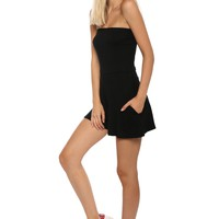 Jac Parker Double Layered Tube Romper