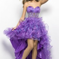 Homecoming dresses by Blush Prom Homecoming Style 9603