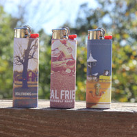 Real Friends Full Size Lighters