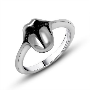 Gift Jewelry Shiny New Arrival Accessory Vintage Stylish Strong Character Titanium Ring [6542611139]