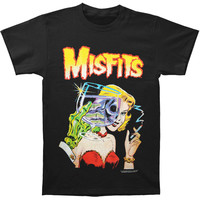 Misfits Men's  Die Die Revisited T-shirt Black