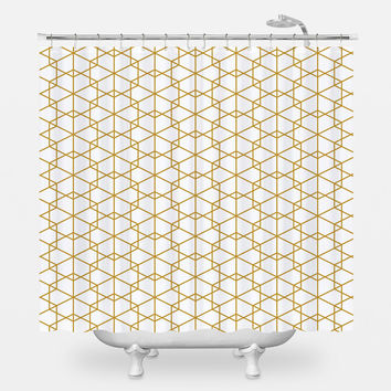 Henry C. Gatz Shower Curtain
