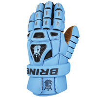 Brine King 4 Carolina Lacrosse Gloves -  carolina L