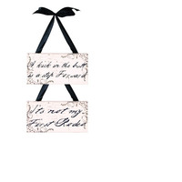 QUOTES CANVAS 2 ASSORTED