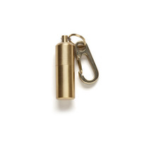 The Brass Peanut Lighter & Clip