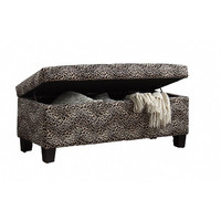 Latitude Run Lola Upholstered Storage Entryway Bench & Reviews | Wayfair
