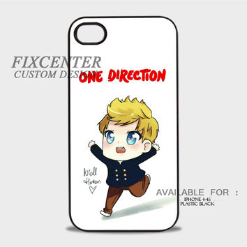 Chibi Niall Horan One Direction - iPhone 4/4S Case