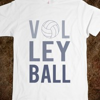Skreened Volleyball Sports Tee