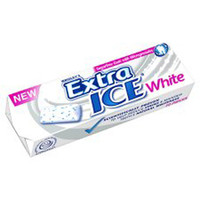 Wrigleys Ice White With Micro Granules 10pc - Mints Chewing Gum