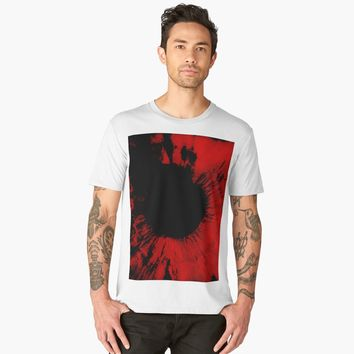 'Hypnotzd Abstract 100' Men's Premium T-Shirt by hypnotzd