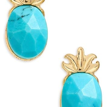 Loren Olivia Pineapple Earrings (Nordstrom Exclusive) | Nordstrom