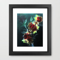Midnight Song Framed Art Print by RokinRonda | Society6