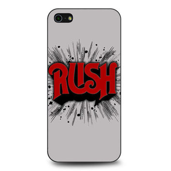 Rush Logo Art iPhone 5 | 5S Case
