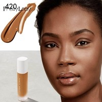 Fenty Beauty By Rihanna Matte Liquid Foundation Long Wear Coverage Lightweight Flawless Concealer