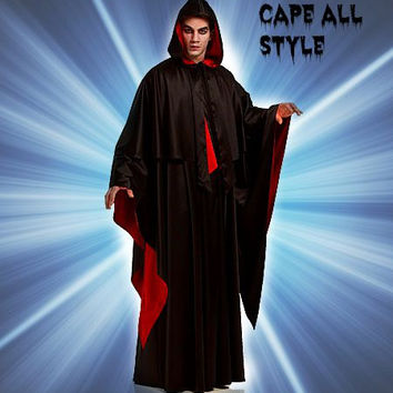 cape all size and style at your measurements