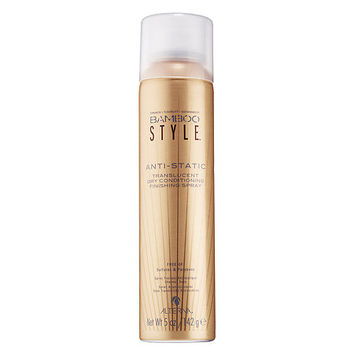 ALTERNA Haircare Bamboo Style Anti-Static Translucent Dry Conditioning Finishing Spray (5 oz)